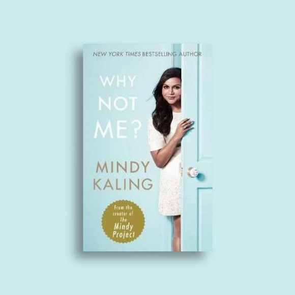 Other Book Why Not Me Mindy Kaling Poshmark